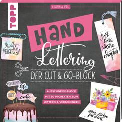 Handlettering. Der Cut & Go-Block