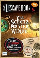 Pocket Escape Book Kids (Escape-Spiel für Kinder)