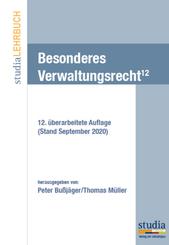 Besonderes Verwaltungsrecht (f. Österreich)