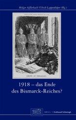 1918 - Das Ende des Bismarck-Reichs?