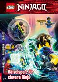 LEGO® NINJAGO® - Rätselspass für clevere Ninja, m. 1 Beilage