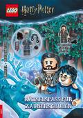 LEGO®Harry Potter- Rätselspaß für Zauberschüler, m. 1 Beilage