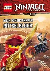 LEGO® NINJAGO® - Mein ninjastarker Rätselblock