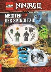 LEGO® NINJAGO® - Meister des Spinjitzu, m. 1 Beilage