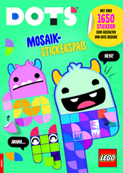 LEGO® - DOTS - Mosaik-Stickerspaß, m. Dots-Stickern