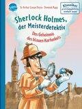 Sherlock Holmes, der Meisterdetektiv. Das Geheimnis des blauen Karfunkels
