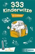 333 Kinderwitze - Für Erstleser