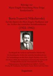 Boris Ivanovic  Nikolaevskij