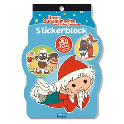 Trötsch Sandmann Stickerblock