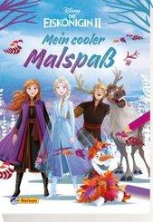 Disney Die Eiskönigin II - Mein cooler Malspaß