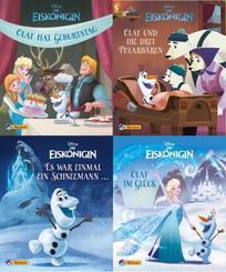 Nelson Mini-Bücher: 4er Disney Olaf 5-8