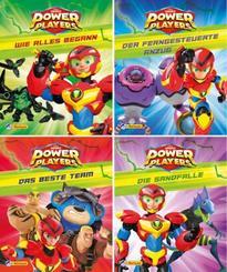 Nelson Mini-Bücher: 4er Power Players 1-4