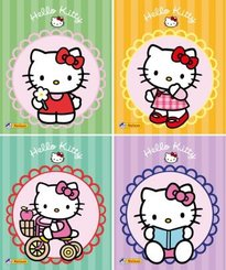 Nelson Mini-Bücher: 4er Hello Kitty 13-16