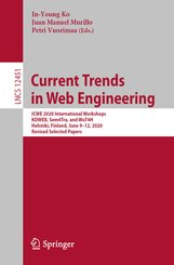 Current Trends in Web Engineering; BD 2