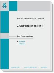 Zivilprozessrecht II