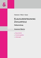 Assessor Basics Klausurentraining Zivilurteile