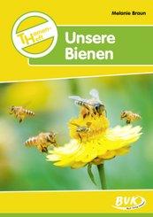 Themenheft Unsere Bienen