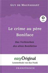 Le crime au père Boniface / Das Verbrechen des alten Bonifatius (mit Audio)
