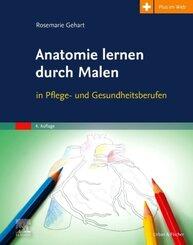 Anatomie lernen durch Malen in Pflege- und Gesundheitsberufen