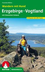 Wandern mit Hund Erzgebirge - Vogtland