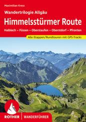 Himmelsstürmer Route - Wandertrilogie Allgäu