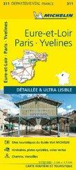 Michelin Paris - Ile de France / West