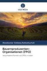 Bauernproduzenten-Organisationen (FPO)