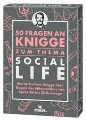 50 Fragen an Knigge zum Thema Social Life