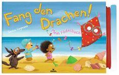Mein Fädelbuch: Fang den Drachen!