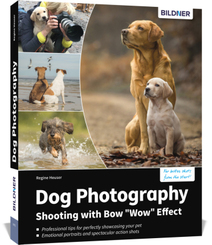 """Dog Photography - Shooting with Bow """"Wow"""" Effect"""