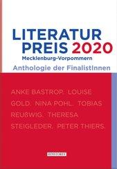 Literaturpreis 2020 Mecklenburg-Vorpommern