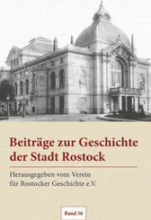 Beiträge zur Geschichte der Stadt Rostock. Band 36