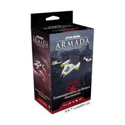 Star Wars: Armada - Sternenjägerstaffeln der Republik (Spiel-Zubehör)
