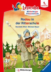 Leserabe - Radau in der Ritterschule