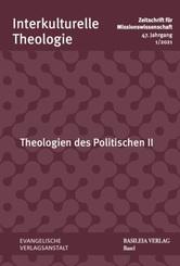 Theologien des Politischen II