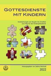 Gottesdienste mit Kindern, m. 1 Online-Zugang