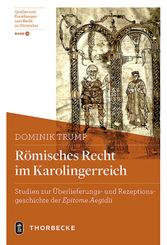 Römisches Recht im Karolingerreich