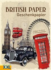 British Paper - Geschenkpapier