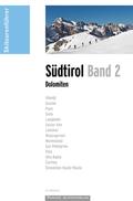 Skitourenführer Südtirol Band 2 - Dolomiten