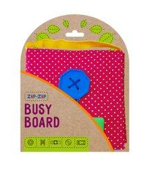 Zip-Zip Busy Board für Kleinkinder