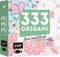333 Origami - fein und floral