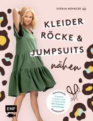 Kleider, Röcke und Jumpsuits nähen