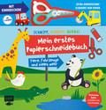 Mein erstes Papierschneidebuch - Tiere, Fahrzeuge und vieles mehr, m. Kinderschere