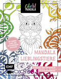 Colorful Mandala - Mandala - Lieblingstiere