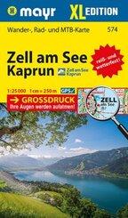 Zell am See, Kaprun XL