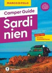 MARCO POLO Camper Guide Sardinien