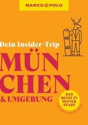 MARCO POLO Dein Insider-Trip München & Umgebung