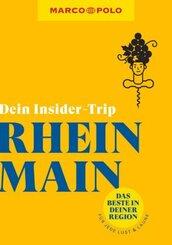 MARCO POLO Dein Insider-Trip Rhein-Main