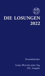 Losungen Deutschland 2022: Losungen Deutschland 2022 / Die Losungen 2022