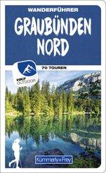 Graubünden Nord Wanderführer